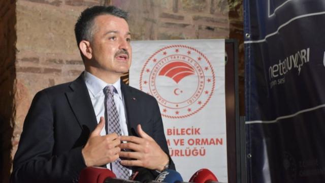 Pakdemirli: Marmara Denizinden çıkan balıkların yenilmesi ile ilgili problem yok
