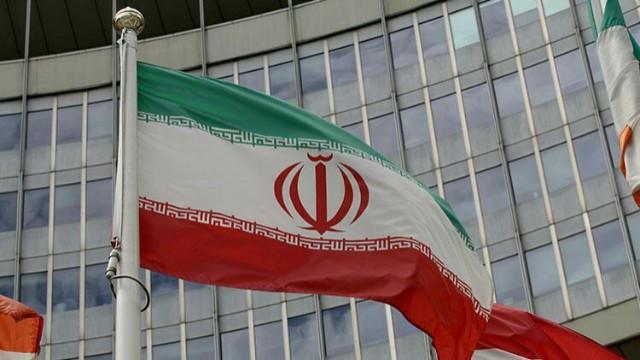 Tahran'da  büyük patlama!