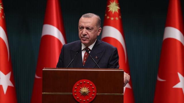 Erdoğan: Yapacağım konuşma için beni aradılar, bunun iznini sizden alacak değiliz