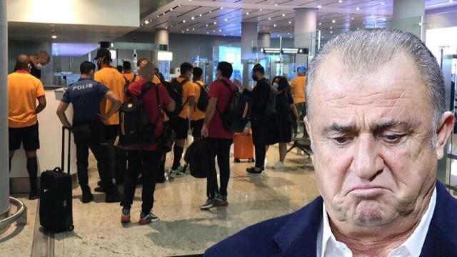 Yunanistan'da Galatasaray'a çirkin tavır! Galatasaray'dan resmi açıklama!