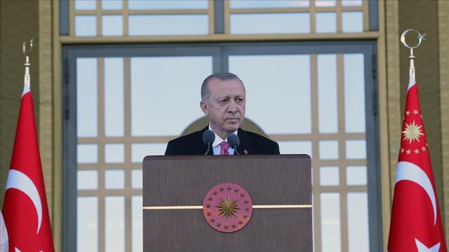 Erdoğan'dan 15 Temmuz mesajı: Şehadete yürümek için tereddüt etmeyecektim