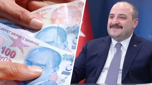 Bakan Varank'tan KOBİ'lere müjde: 116 milyon lira katkı verilecek!