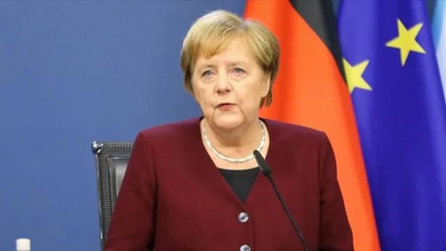 Merkel'den itiraf gibi Afganistan yorumu!