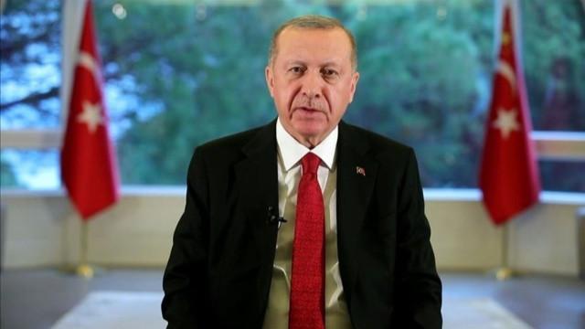Erdoğan'dan Kurban Bayramı mesajı! Aşı çağrısında bulundu