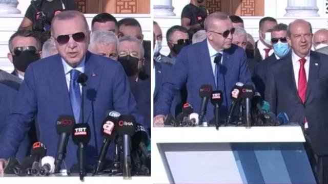 Bayram namazı sonrası Erdoğan'dan önemli açıklama: Afganistan için ABD'ye 3 şartımız var