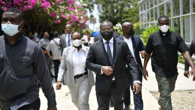 Yeni Haiti Başbakanı Ariel Henry görevine başladı