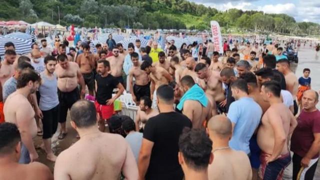 Kandıra, Şile ve Sarıyer'de denize girmek yasaklandı