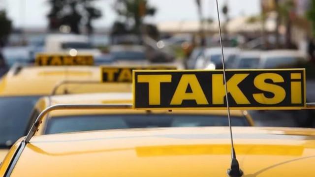 İstanbul'da 400 taksinin ruhsatı askıya alındı
