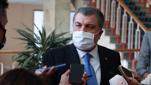 Bakan Koca: Türkiye'de iki kişide Mu varyantı görüldü