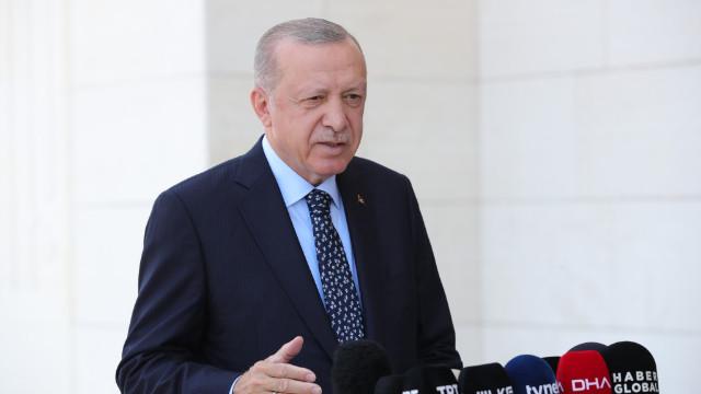 Cumhurbaşkanı Erdoğan, Taliban'ın teklifini açıkladı!