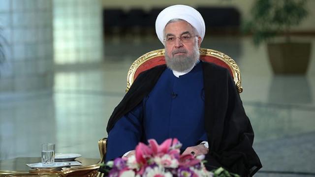 Hasan Ruhani: Müzakereler savaşı önledi