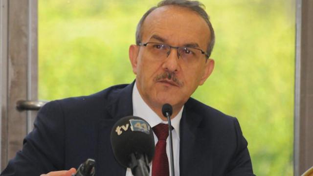 Vali Yavuz isyan etti: Türkiye yanıyor, bugün piknik günü mü?