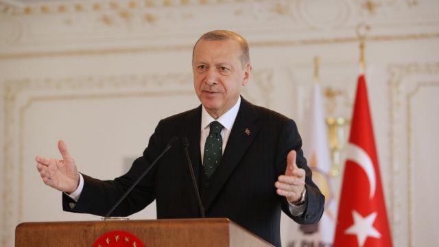 Erdoğan: İnsanların başına bomba yağdıranlardan olmadık, olmayacağız