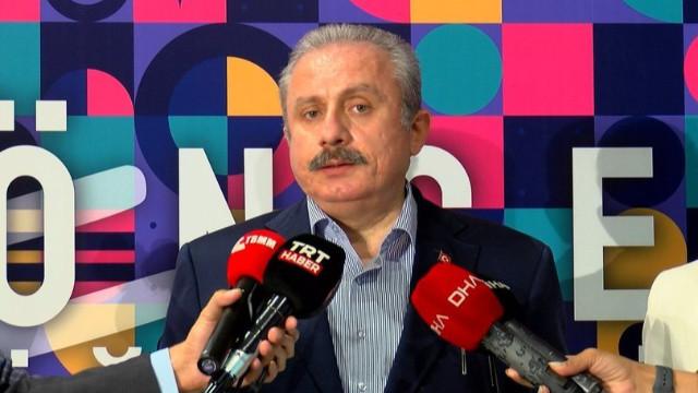 Meclis Başkanı Şentop: Bozkurt'ta yapılaşmaya izin verilmemeliydi