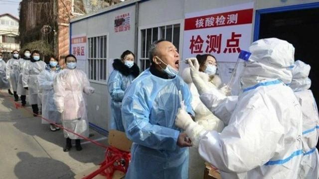 Çin'den DSÖ'nün çağrısına ret!