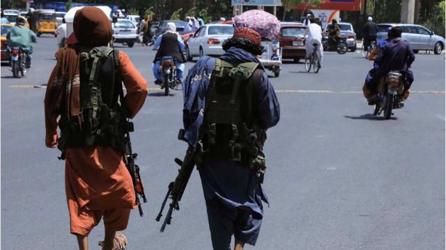 Taliban başkent Kabil'e girdi!