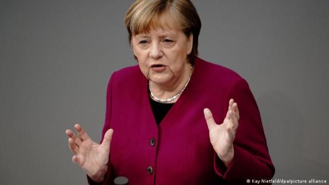 Merkel'den Afganistan açıklaması: Türkiye ile yakından çalışılması gerekir