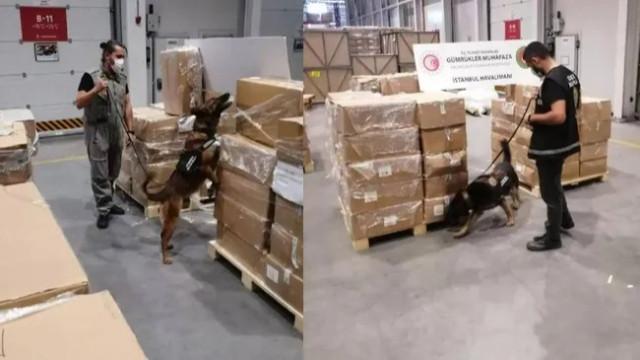 Bakan Muş duyurdu: Tam 4,3 ton ele geçirildi
