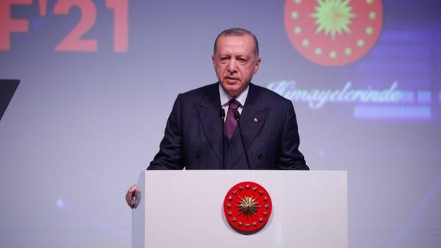 Erdoğan'dan kentsel dönüşüm mesajı