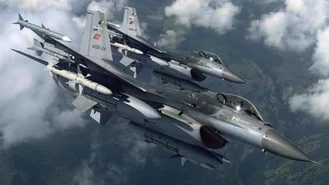 PKK'ya bir darbe daha: Sincar'da 10 terörist hava harekatıyla öldürüldü