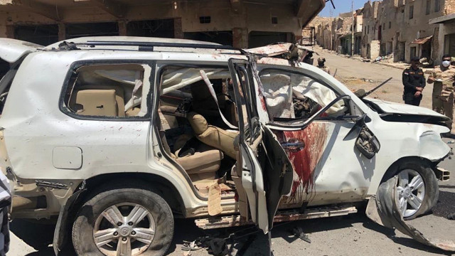 MİT'in Sincar operasyonu! Kilit isim öldürüldü