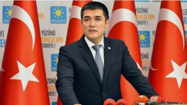 İYİ Parti'li Buğra Kavuncu'ya saldırı