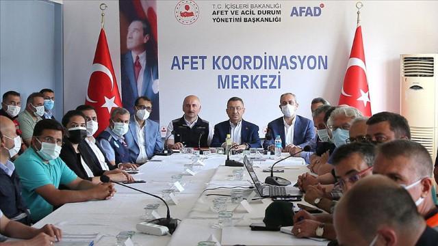 Oktay: Sinop'ta elektrikte, suda bir sorunumuz kalmadı