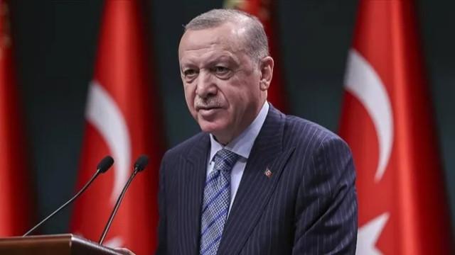 Cumhurbaşkanı Erdoğan'dan Afganistan açıklaması!