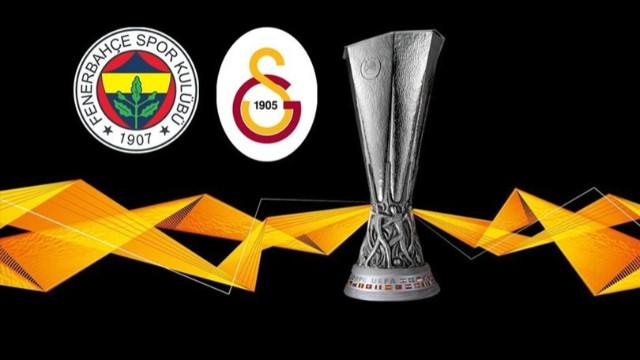 UEFA Avrupa Ligi'nde Fenerbahçe ve Galatasaray'ın rakipleri!