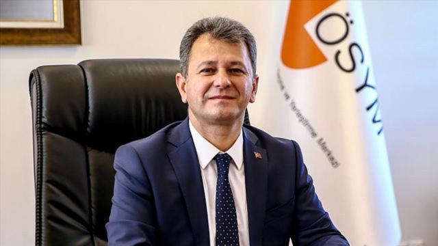 ÖSYM Başkanı Aygün'den YKS açıklaması