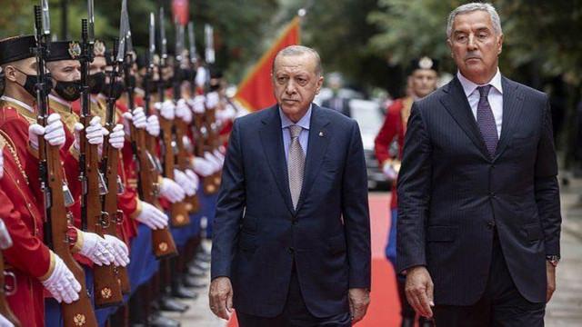Erdoğan: Balkan ülkelerindeki tarihten gelen sorumluluğumuzun farkındayız