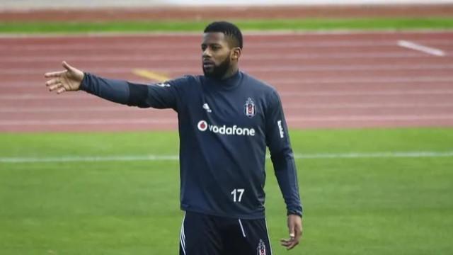 Beşiktaş'ta Jeremain Lens ile yollar ayrıldı