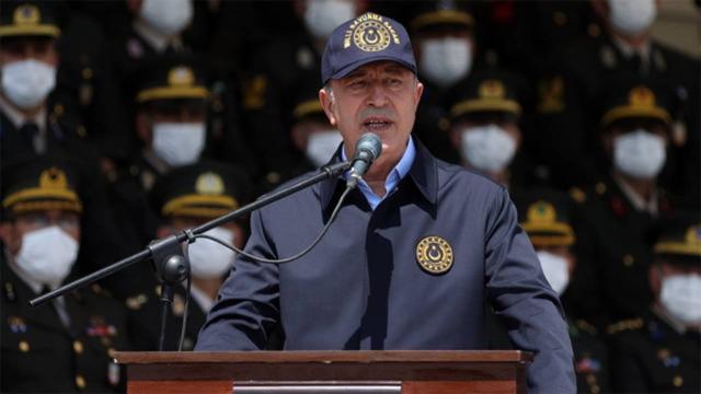 Bakan Akar: Türkiye olarak Afganistan'daki gelişmeleri takip edeceğiz
