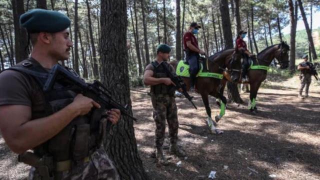 İstanbul Valisi Yerlikaya duyurdu: Ormanlara giriş yasağı 1 ay daha uzatıldı