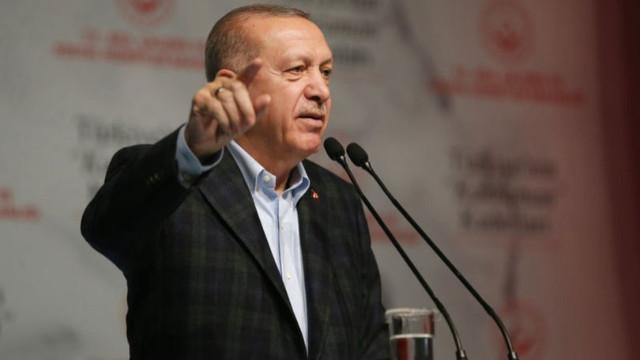 Erdoğan: Okullarımız eğitime hazır durumda