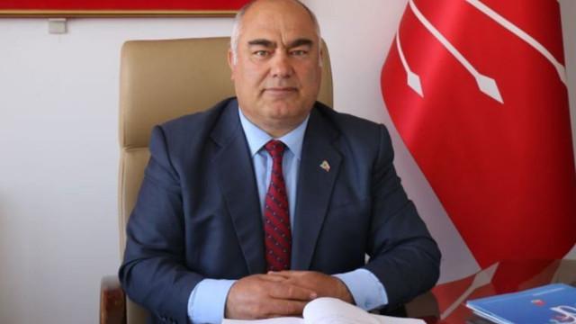 CHP Erzurum İl Başkanı Oğuz istifa etti