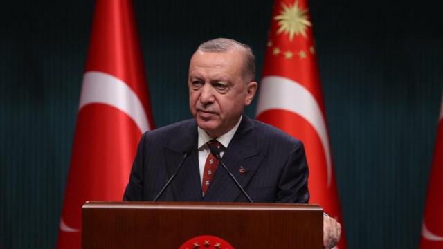 Cumhurbaşkanı Erdoğan: Türkiye'yi bu alanda çok farklı bir boyuta taşımayı başardık