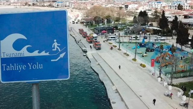 İstanbul'da tsunami riski olan ilçeler
