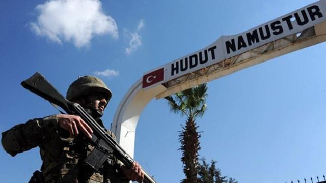 Kırmızı bültenle aranan DEAŞ'lı Hatay sınırında yakalandı