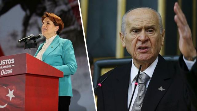 Bahçeli'den Meral Akşener'in 'Fatih' benzetmesine sert tepki: Meczuplar!
