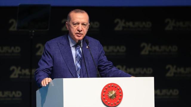Cumhurbaşkanı Erdoğan: Türkiye bu defa treni kaçırmayacak