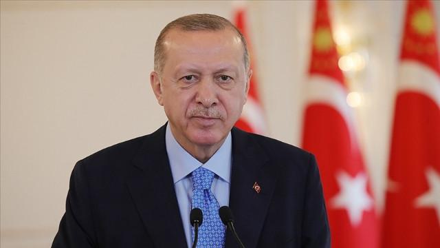 Erdoğan: Ekonomide yükseliş devam edecek