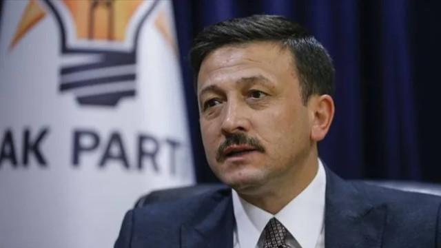 AK Partili Hamza Dağ Cumhur İttifakı'nın oy oranını açıkladı