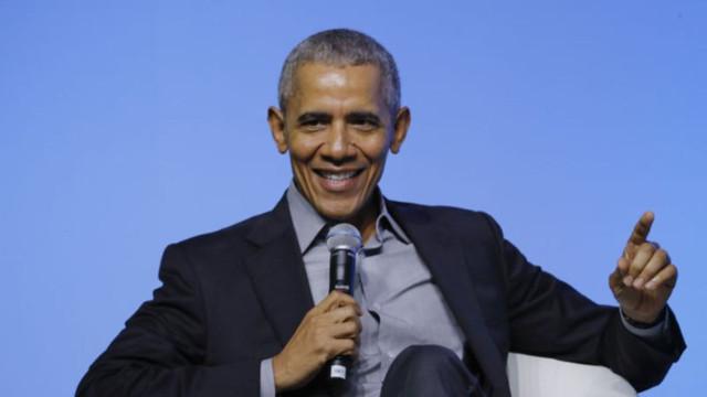 Eski ABD Başkanı Obama: İlk yurt dışı ziyaretim İstanbul'du ve bu harikaydı