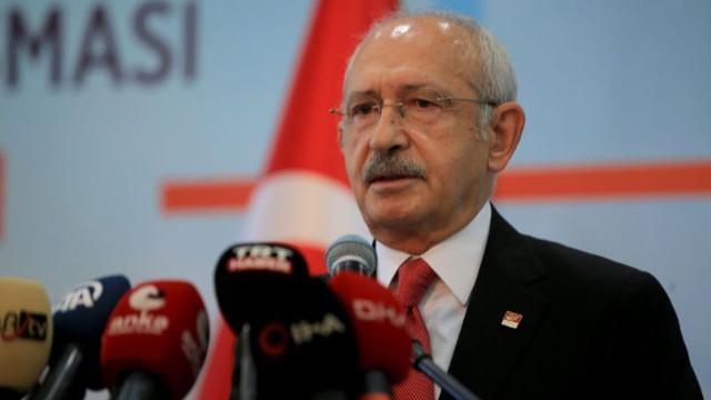 Kılıçdaroğlu: Suriye'de barışı sağlayacağız