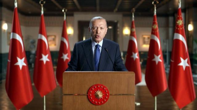 Cumhurbaşkanı Erdoğan: 5 zincir market piyasayı alt üst ediyor
