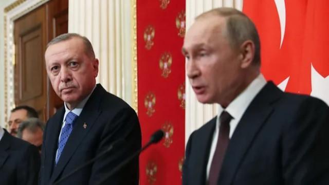 Edoğan: Suriye'nin barışı Rusya- Türkiye ilişkilerine bağlı