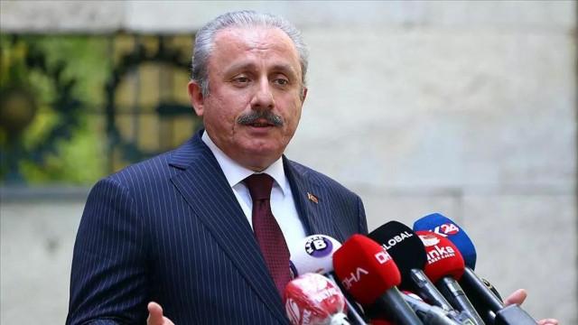 TBMM Başkanı Şentop: Cumhurbaşkanı tekrar aday olabilir