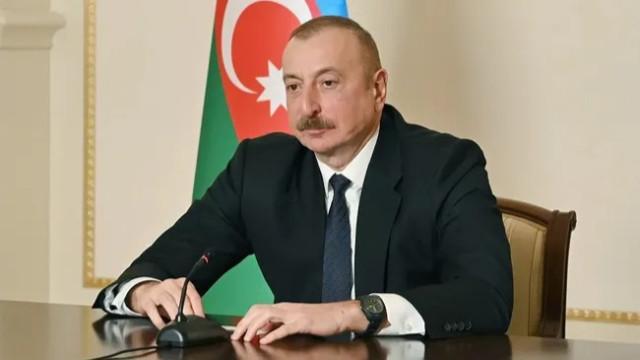 Aliyev: Paşinyan hazır olduğunda onunla görüşmeye hazırım