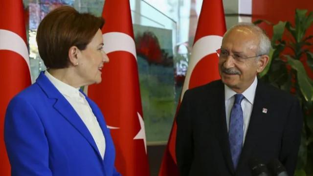 Kılıçdaroğlu: Akşener'in adaylığı ittifak içinde tartışılmadı